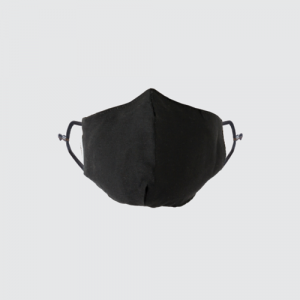 Virogaurd Mask Black front