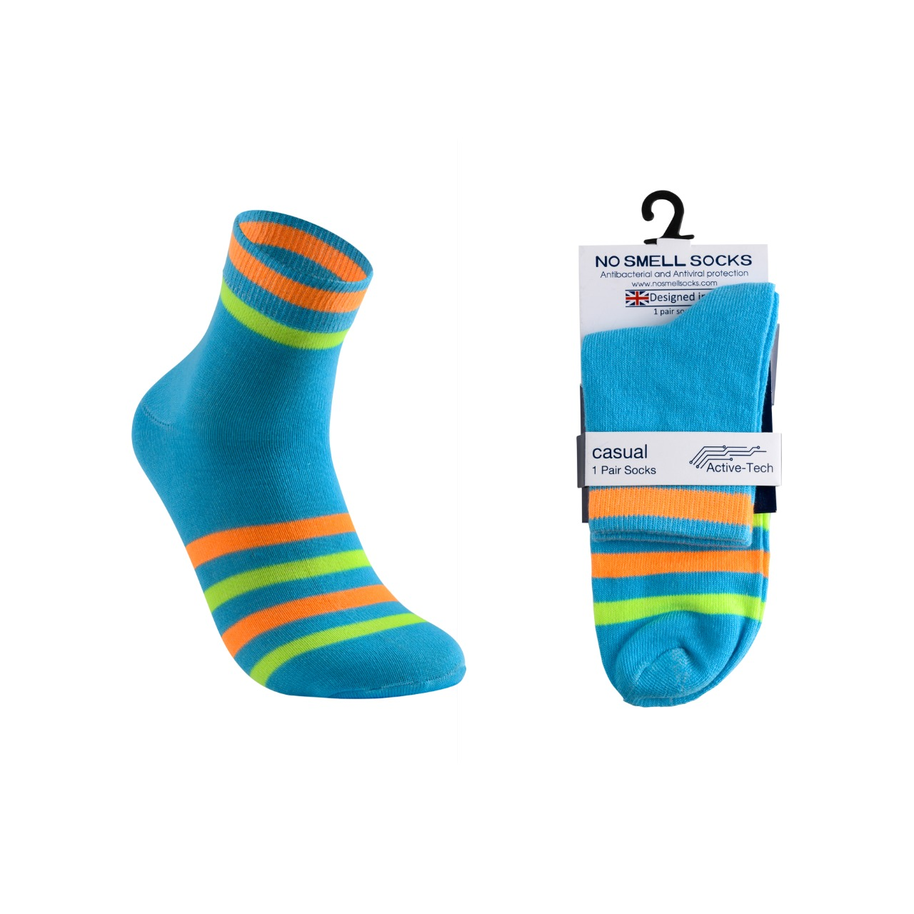 no smell socks pack of 1